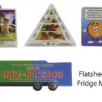 Flashsheet OEM, Fridge Magnet